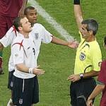 Rooney Sending Off