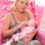 Tori Spelling's Baby Girl
