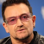 U2 Bono's Charity Advert Banned