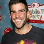 Zachary Quinto Gay