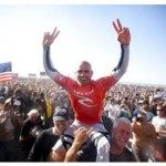 Kelly Slater Wins 11th