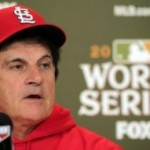 Tony Larussa Talks On David Letterman