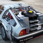 Back To The Future Car Auctioned