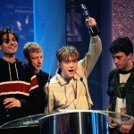 Blur Brit Awards