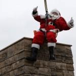 First Santa Friendly Chimney