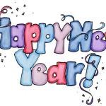 Happy New Year Greetings 2012