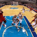 Heat Beats Mavericks
