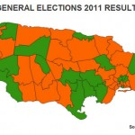 Jamaica Election Results