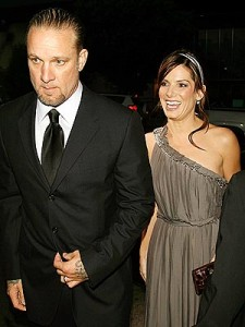 Jesse James Sandra Bullock