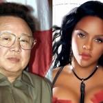 Kim Jong Il Lil Kim Confusion