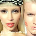 Kim Kardashian Barbie