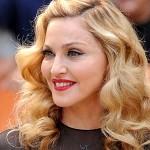 Madonna, Neighbor End Feud