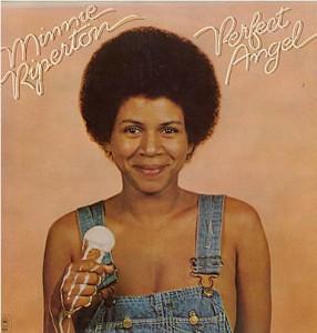 Maya Rudolph Minnie Riperton
