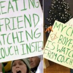 Packers Ex-boyfriend Sign