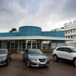 Saab Files Liquidation