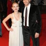 Scarlett Johansson Hugh Jackman