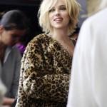 Scarlett Johansson Mango Ads