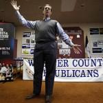 Surging Rick Santorum