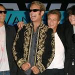 Van Halen 2012 Tour