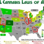 16 States With Legal Medical Marijuana