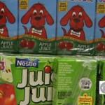 5 Year Old Stab Juice