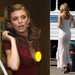 Annalynne Mccord Two Wardrobe Malfunctions