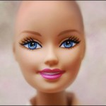 Beautiful Bald Barbie Get It Made