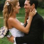 Brandi Glanville Wedding