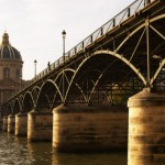 Bridge Of Arts Paris, France