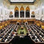 Canada's House Of Commons