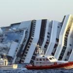 Costa Concordia Runs Aground