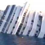 Costa Concordia Ship