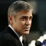 George Clooney Baseball Cincinnati Reds