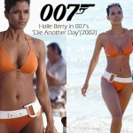 Halle Berry Bathing Suit