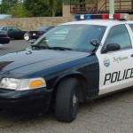 Handcuffed Man Steals Police Car
