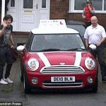 Harry Styles Driving Test