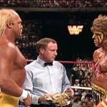 Hulk Hogan Ultimate Warrior