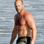 Jason Statham Diving World Championships