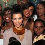 Kim Kardashian Haiti