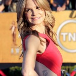 Kyra Sedgwick New Tattoo