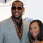 Lebron James Engaged