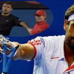 Marcos Baghdatis Racket