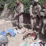Marines Urinating On Taliban