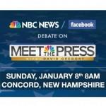 Meet The Press Debate