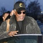 Morgan Freeman Accident