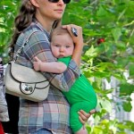 Natalie Portman Baby Aleph