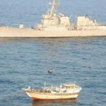 Navy Rescues Iranians