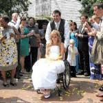 Rachelle Chapman Bride