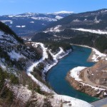 Revelstoke Dam, BC, Canada