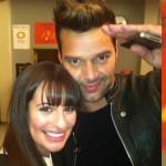 Ricky Martin 'GLee' Set